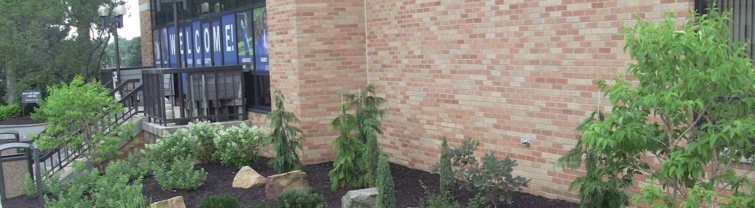Commercial landscaping services turfscape for Commercial landscaping companies