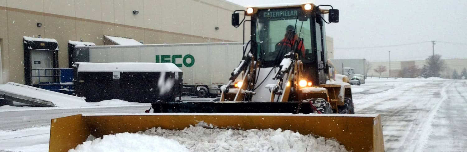 commercial snow removal services