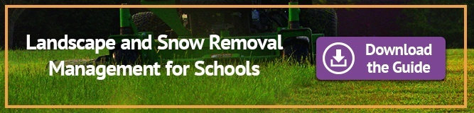 landscape and snow removal management