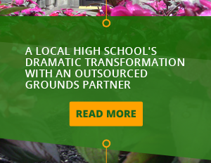 In-House vs. Outsourced Grounds Maintenance Trinity High School