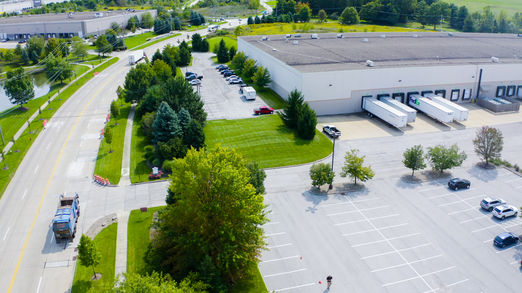 Aerial-industrial-warehouse-fulfillment-center-maintenance