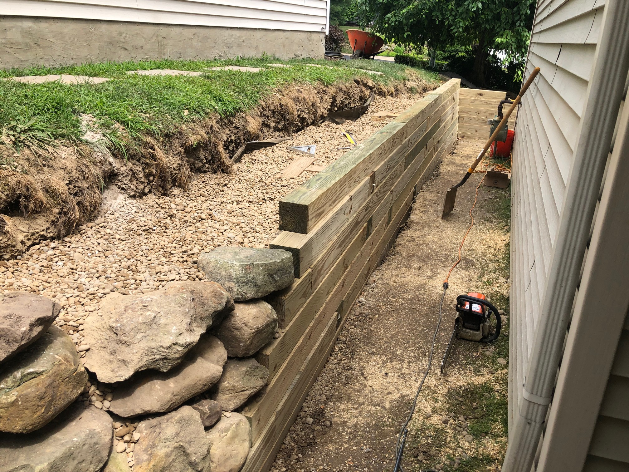 Erosion Control Solutions in Northeast Ohio (Effectiveness, Hiring a Company & Other Considerations)