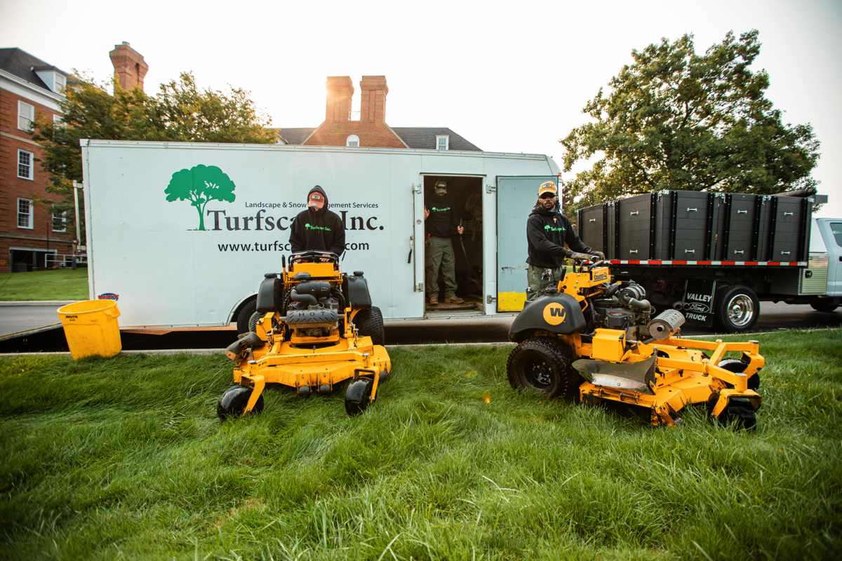 Careers at Turfscape: An Inside Look at Our Landscape Technician Jobs in Northeast Ohio