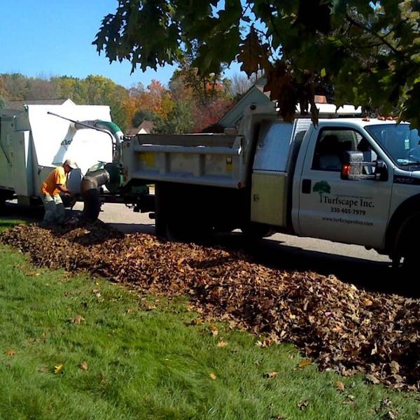 commercial grounds maintenance truck equipment