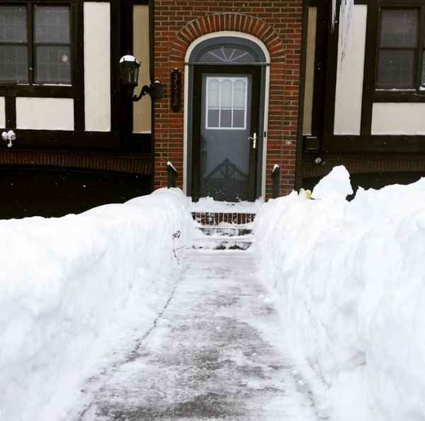 commercial snow removal hoas