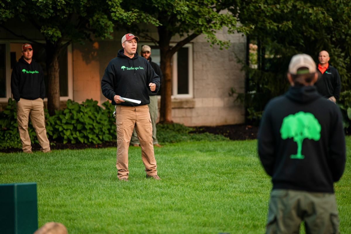 Culture at Grounds Maintenance Companies Happens by Design or Default