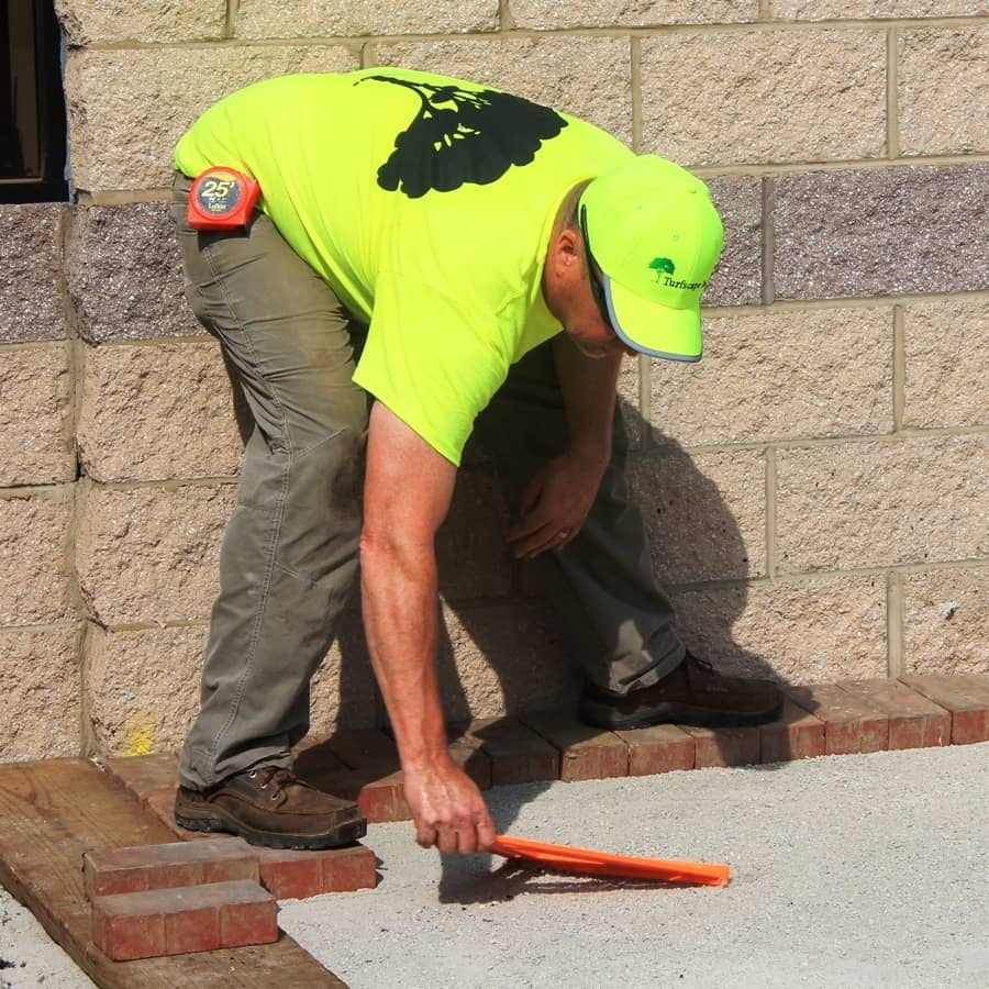commercial landscaping bricks