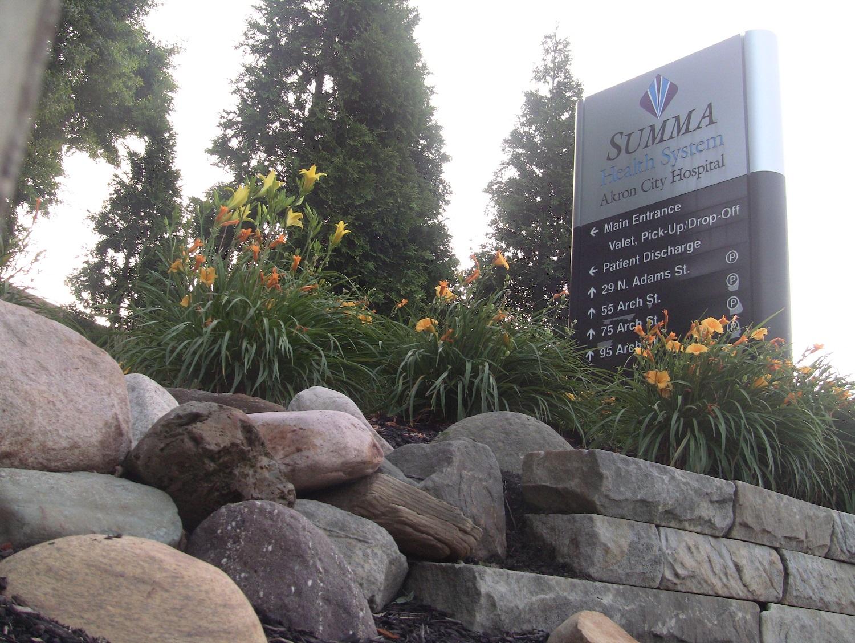 Hospital Landscaping Case Study: Summa Health